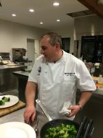 Workshop koken bij De Strooper