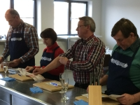 Workshop koken bij De Strooper